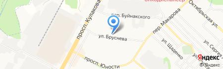 Ковер-Самолет на карте Ставрополя