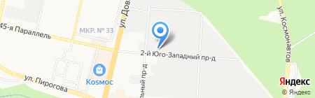 StavTon на карте Ставрополя