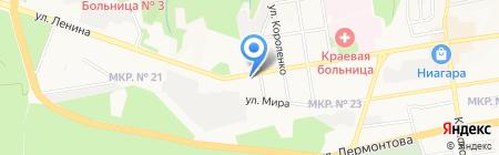 МастерФикс на карте Ставрополя
