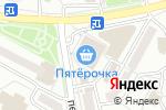 Схема проезда до компании Николаевские полуфабрикаты в Ставрополе
