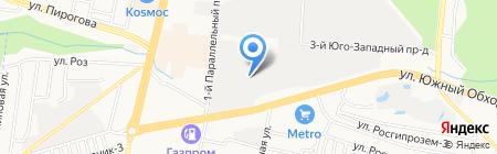 Virbac на карте Ставрополя