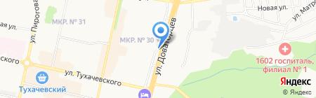 Банкомат МТС-БАНК на карте Ставрополя