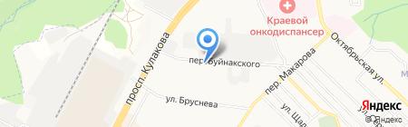 Агроальянс на карте Ставрополя