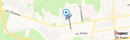 Алерс на карте Ставрополя