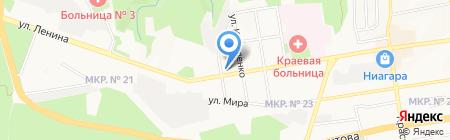 Восстановительная Медицина на карте Ставрополя