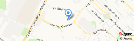 АВТОПРАВО.26 на карте Ставрополя