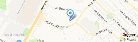Bardahl на карте Ставрополя