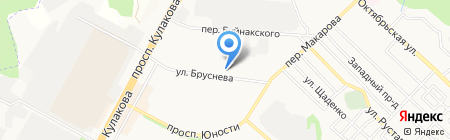 Офис-класс! на карте Ставрополя