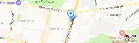Big-Cars.ru на карте Ставрополя