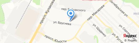 Мастерская по изготовлению ключей для домофонов на карте Ставрополя