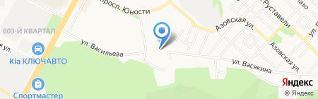 SOLO на карте Ставрополя