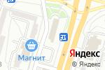 Схема проезда до компании Ставропольское Бюро Кадастровой Инвентаризации в Ставрополе