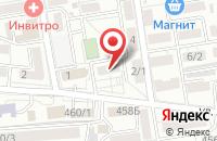 Схема проезда до компании Южная Полиграфическая Компания в Ставрополе