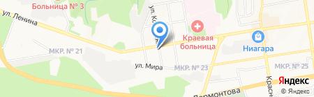 CARAMEL на карте Ставрополя