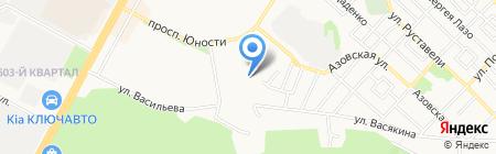 Ricetta на карте Ставрополя