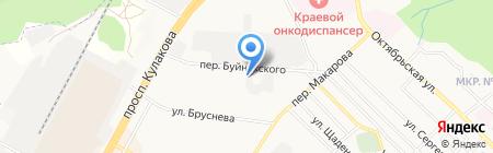 ФростЛайн-Ставрополь на карте Ставрополя
