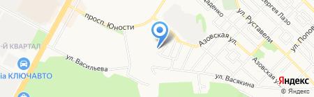 МойДоДыр на карте Ставрополя