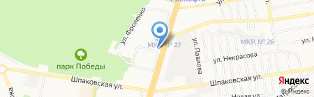 Avtorized Service Provider TheiPhone911.ru на карте Ставрополя