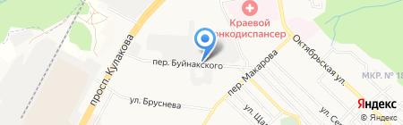 Mac на карте Ставрополя
