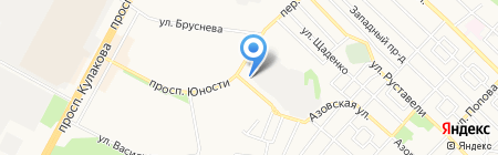СтавСтройРемонт на карте Ставрополя