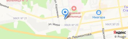 Sportlife на карте Ставрополя