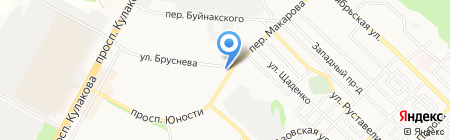 Centurion на карте Ставрополя