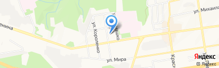 АЛЬФА Технолоджис на карте Ставрополя