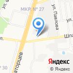 Жемчуг на карте Ставрополя