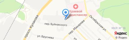 Династия-М на карте Ставрополя