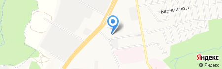 Детский сад №79 на карте Ставрополя