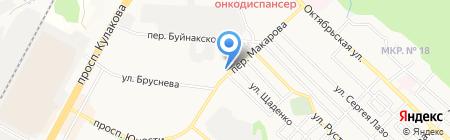 Elite-Style на карте Ставрополя