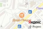 Схема проезда до компании Текстиль в Ставрополе
