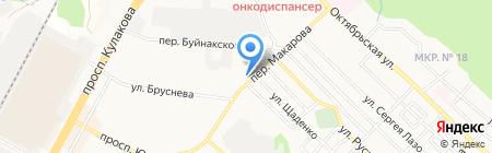 Mr Flowers на карте Ставрополя