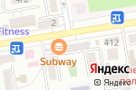 Схема проезда до компании 585 в Ставрополе