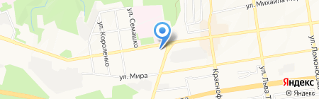 Рикки-Тикки-Тавви на карте Ставрополя
