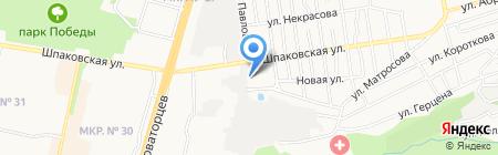 Help авто на карте Ставрополя