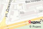 Схема проезда до компании BIONET-PLUS в Ставрополе