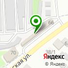 Местоположение компании ГАРАНТМЕТАЛЛ