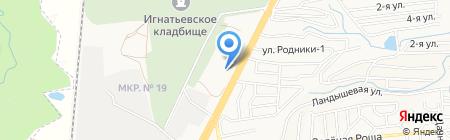 SUNART на карте Ставрополя