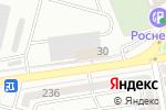 Схема проезда до компании Вечерний Ставрополь в Ставрополе