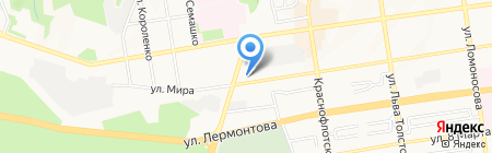 СтавропольСоюзПроект на карте Ставрополя