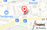 Схема проезда до компании Ставропольстройуниверсал в Ставрополе