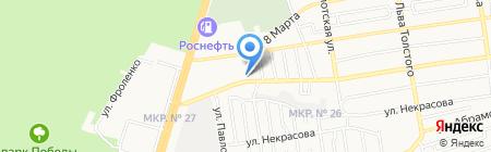 Управляющая компания 2 на карте Ставрополя
