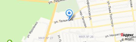 Super Noi на карте Ставрополя