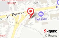 Схема проезда до компании Учётэнергоресурс в Ставрополе