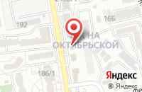 Схема проезда до компании Строительное Управление 7 в Ставрополе