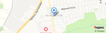 Oks Studio на карте Ставрополя