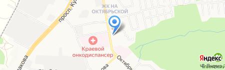 Мастерская по ремонту автоэлектрики на карте Ставрополя