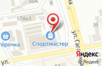 Схема проезда до компании Абс-Сервис в Невинномысске