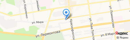 Природа дом на карте Ставрополя